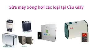 Địa chỉ sửa máy xông hơi tại Hà Nội