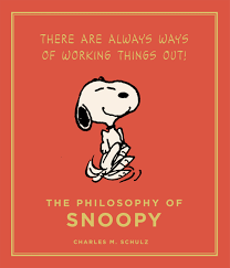 peanuts returns a vengeance in its 65th year canongate the philosophy of snoopy