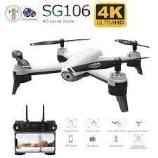 <b>SG106 WiFi FPV RC</b> Drone 4K Camera Optical Flow 1080P HD ...