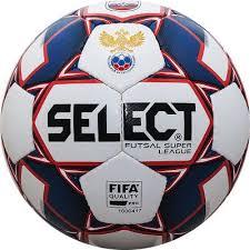 <b>Мяч футзальный Select</b> Super League АМФР РФС FIFA — купить ...