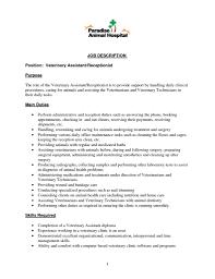 receptionist job description resume getessay biz job description caregiver child actor law receptionist job description