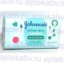 <b>JOHNSONS</b> BABY <b>МЫЛО</b> С МОЛОКОМ 100Г ...
