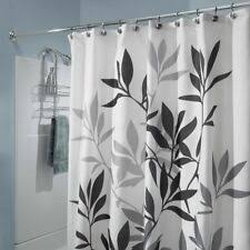 Polyester Nature Print Shower Curtains | eBay