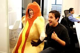 ttt hot dog in an elevator alyssa arminio happy birthday