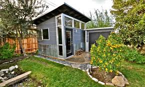 contemporary shed by studio shed backyard office shed home