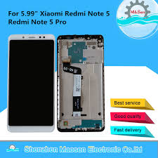 "Original M&Sen For <b>5.99</b>"" <b>Xiaomi Redmi</b> Note 5 <b>Redmi</b> Note 5 Pro ..."