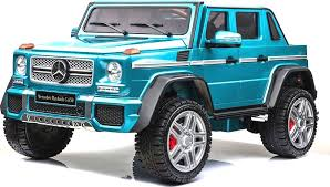 <b>Электромобиль BARTY Mercedes-Maybach G650</b> Landaulet ...