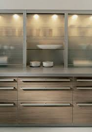 kitchen cabinet lighting alno light wood kitchen cabinets with lighted hafele glass tambor door uppers cabinet lighting modern kitchen