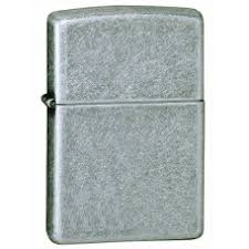 <b>Зажигалка Zippo</b> 121FB <b>Antique Silver</b> Plate