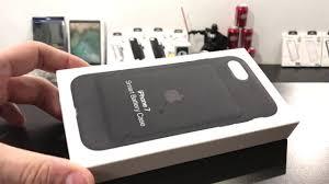 Мнение о Smart <b>Battery</b> Case для iPhone 7 - YouTube