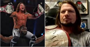 <b>AJ Styles</b> & Omos will return to WWE next week after 'partying in ...