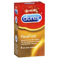 <b>Durex Real Feel</b> Condoms