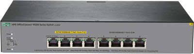 <b>Коммутатор HP 1920S</b> JL383A настраиваемый настольный ...