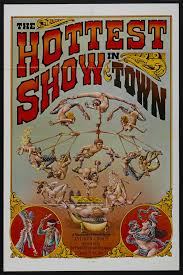 The Hottest Show in Town (1974) Sex-cirkusse