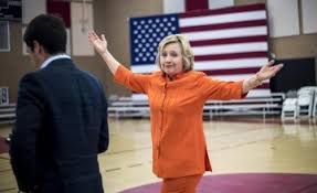 Image result for hillary wipe pics
