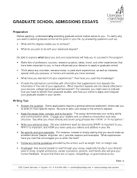 admissions essay examples graduate schools our work 10 tips for writing a grad school personal statement usa today