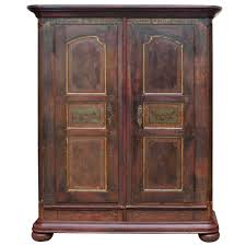 painted pine armoire quotchristian siegenthalerquot antique english pine armoire