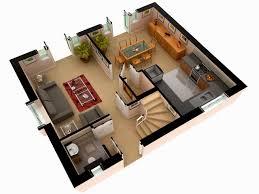 Multi Story House Plans D D Floor Plan Design  modern