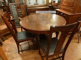 gothic dining room set