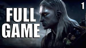 The Witcher Enhanced Edition FULL Walkthrough No Commentary ...