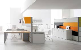 home office design gallery white minimalist contemporary office decor chic small office ideas