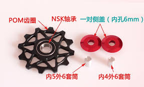 <b>1pcs</b> MTB Jockey Wheel 12T S RAM XX1 <b>bicycle Rear</b> Derailleur ...