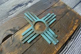 new mexico home decor: rustic d new mexico flag reclaimed pallet wood zia sante fe albuquerque aztec reclaimed wood weathered wall hanging home decor