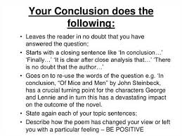 how to write a conclusion paragraph for an essay how to write a conclusion for an essay in history