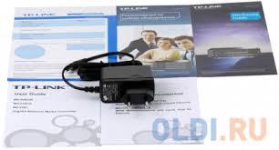 <b>Медиаконвертер TP</b>-<b>LINK MC220L</b> — купить по лучшей цене в ...