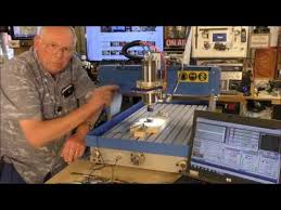 294 Fusion 360 to 6040 <b>CNC router</b> and <b>Mach3</b> + - YouTube