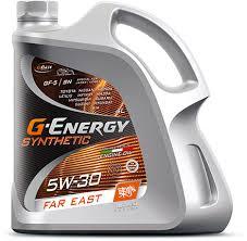 <b>G</b>-<b>energy</b> synthetic <b>far</b> east 5w30 gf-5/sn 4л синтетическое ...