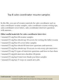 top8 scoordinatorresumesamples 150426011549 conversion gate01 thumbnail 4 jpg cb 1430016255