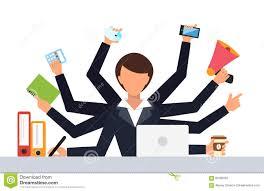office job stress work vector illustration stock vector image office job stress work vector illustration stock photos