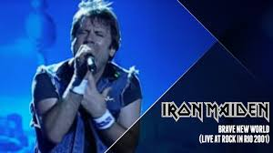 <b>Iron Maiden</b> - <b>Brave</b> New World (Live at Rock in Rio 2001) - YouTube
