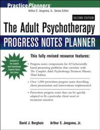 Adult psychotherapy homework planner by Arthur E  Jongsma Jr     Dailymotion