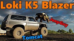 Forza Horizon 3 | HOONIGAN Loki K5 <b>Blazer</b> First Drive, JUMPS ...