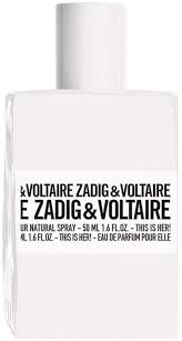 <b>Zadig & Voltaire This</b> Is Her! By <b>Zadig & Voltaire</b> Eau De Parfum ...