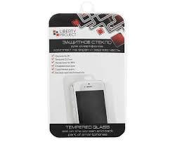 Купить <b>Защитное стекло Liberty Project</b> для iPhone 6/6s по ...