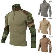 Tactical Camouflage Military Uniform Clothes Suit Men US ... - Vova