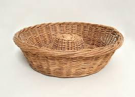 10% OFF Large Willow Bread Basket - French Baker Basket - Large ...