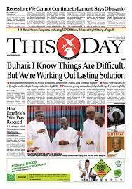 sunday th by thisday newspapers issuu