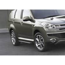 """<b>Пороги</b> алюминиевые """"<b>Bmw</b>-<b>Style круги</b>"""" <b>Rival</b> для Mitsubishi ..."""