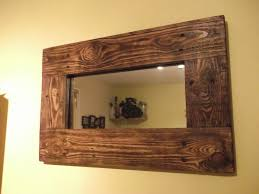 inspiration ideas wood frame mirror diy mirror frame molding diy mirror frame molding ideas diy mirror fra