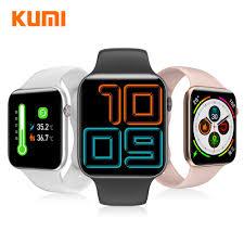 Xaomi <b>KUMI Smart</b> Watch <b>GW16T</b> Sport Heart Rate Sleep Monitor ...