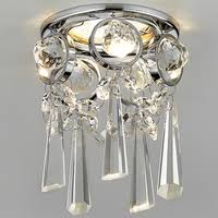 Точечный <b>светильник Ambrella Light K2233</b> G/TI - купить ...