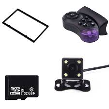 """Plastic frame for <b>Universal 2 Din HD</b> 7 """" Touch Screen MP4/MP5 Car ..."""