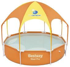 <b>Детский бассейн Bestway Splash</b>-in-Shade Play 56432/56193 ...