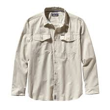 Купить <b>рубашка Patagonia</b> Men's <b>Long</b>-<b>Sleeved Cayo</b> Largo Shirt ...