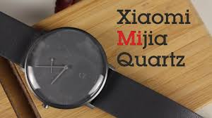 Xiaomi <b>Mijia Quartz</b> - Mi Band, но только в кварце - YouTube