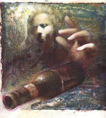 Resultado de imagem para alcoolismo segundo o espiritismo